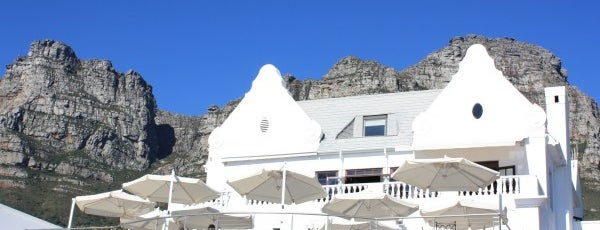 The Twelve Apostles is one of Cape Town.
