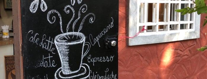 El Valle Gourmet Coffee Shop is one of Delis Cafés & more.