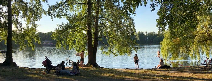 Weißer See is one of George's Liked Places.