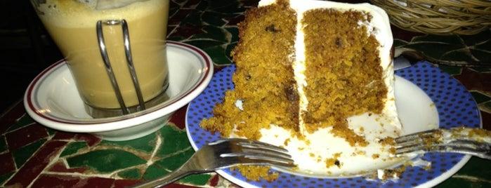 Café Bar Delic is one of momentos dulces por la capital!.