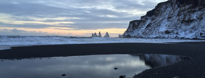 Reynisfjara is one of George's Liked Places.