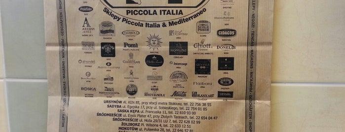 Piccola Italia & Mediterraneo is one of Gespeicherte Orte von Felipe.