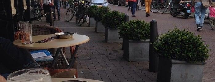 De Landman is one of Leiden.