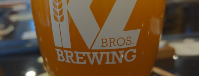 K2 Brothers Brewing is one of Breweries I've been to..