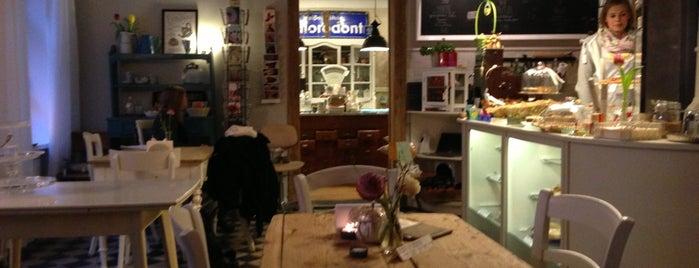 eliza - Café & Lieblingsstücke is one of How to explore Berlin?.