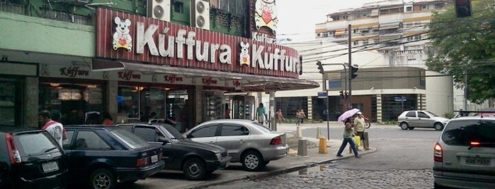 Kuffura Confeitaria is one of สถานที่ที่ Marcello Pereira ถูกใจ.