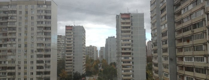 Odintsovo is one of Orte, die Vasiliy gefallen.