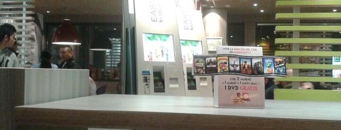 McDonald's is one of Antonio : понравившиеся места.