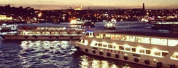Karaköy - Kadıköy Motoru is one of Pelin : понравившиеся места.