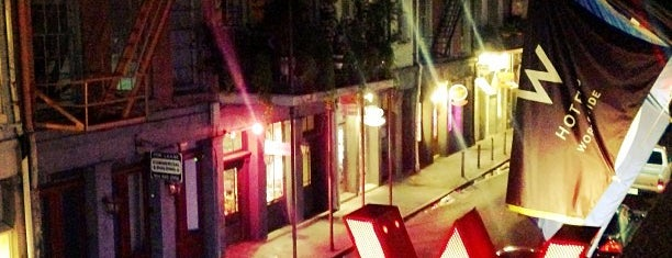 W New Orleans - French Quarter is one of Louさんのお気に入りスポット.