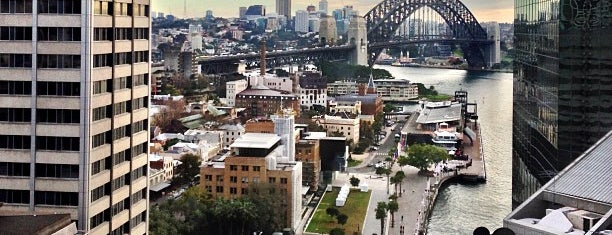 Sydney Harbour Marriott Hotel at Circular Quay is one of Australia.