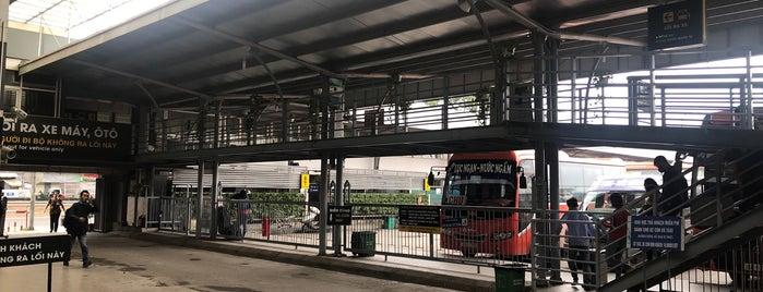Bến Xe Nước Ngầm (Nuoc Ngam Bus Station) is one of vietnam.