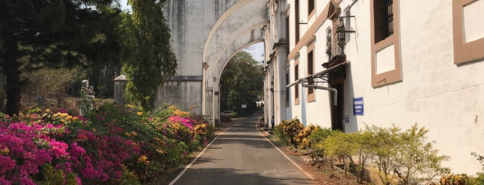 st. xaviers church is one of Goa.