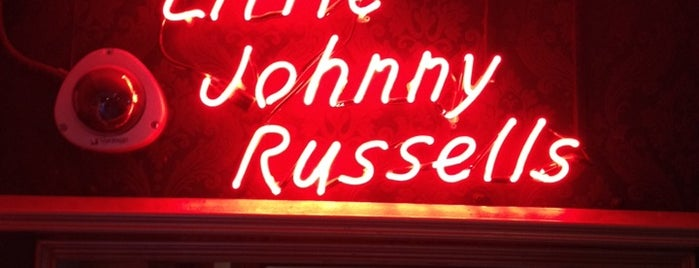 Little Johnny Russells is one of Best pubs.