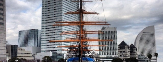 Nippon Maru is one of Ships (historical, sailing, original or replica).