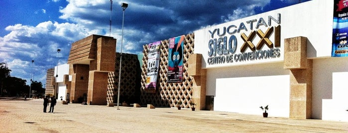 Centro de Convenciones Yucatán Siglo XXI is one of Rick 님이 좋아한 장소.