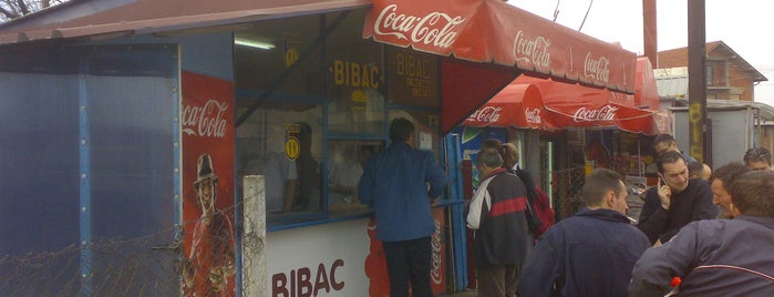 Bibac is one of Out of Belgrade.