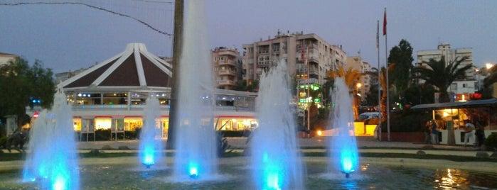 Uğur Mumcu Parkı | Hürriyet Parkı is one of Mithat : понравившиеся места.
