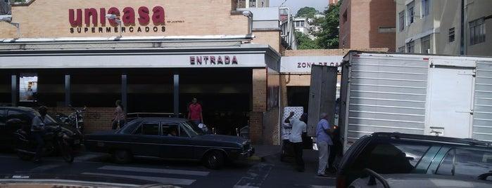 Supermercado Unicasa is one of Lugares favoritos de Alberto J S.