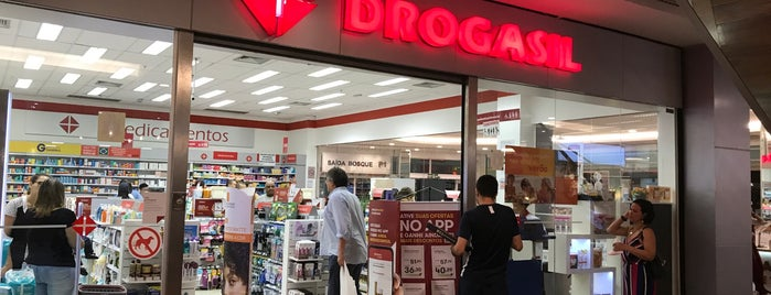 Drogasil is one of Goiânia Shopping.