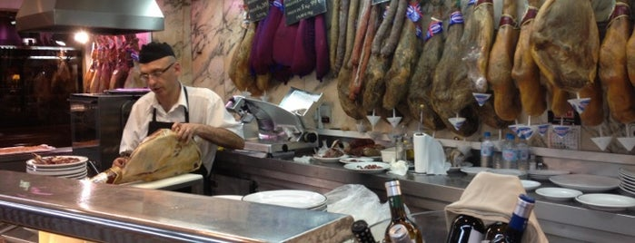 El Parador del Jamón is one of The Next Big Thing.