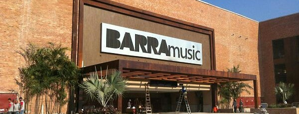 Barra Music is one of Tempat yang Disukai Victor.