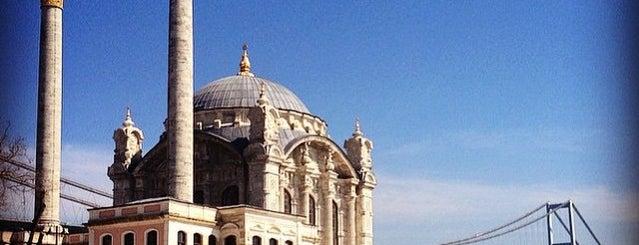 Büyük Mecidiye Camii is one of Istanbul.
