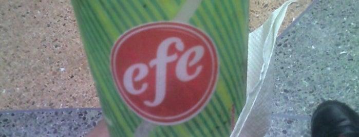 Heladería Efe is one of Donde Disfrutar Un Buen Helado..