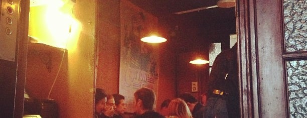 In de Patattezak bij Pee Klak is one of Restaurants in Brussels Belgium—Gr8 Ones.