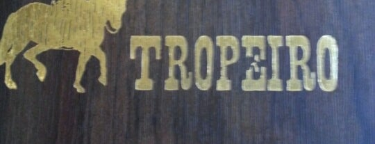 Tropeiro is one of Food & Drink.