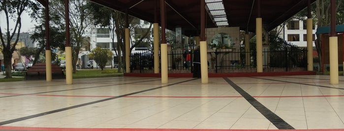 Parque Juan Pablo II is one of สถานที่ที่ Jorge ถูกใจ.