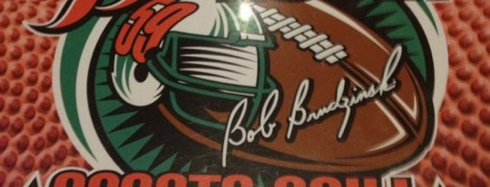 Bru's Room Sports Grill - Pembroke Pines is one of Locais curtidos por Hans.