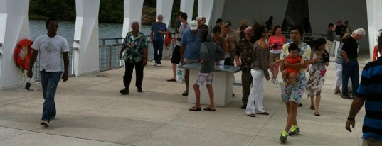 USS Arizona Memorial is one of 101 Places to Take Your Family in the U.S..