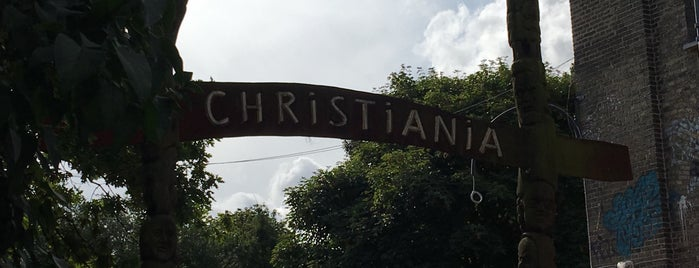 Christiania's Hovedindgang is one of Cope.