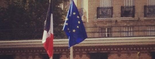 Ministère de l'Europe et des Affaires étrangères is one of Posti che sono piaciuti a Beum.