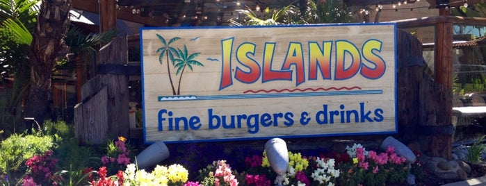 Islands Restaurant is one of El Segundo.