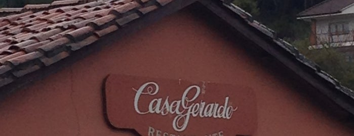 Casa Gerardo is one of Estrellas Michelin ★ ★ ★.