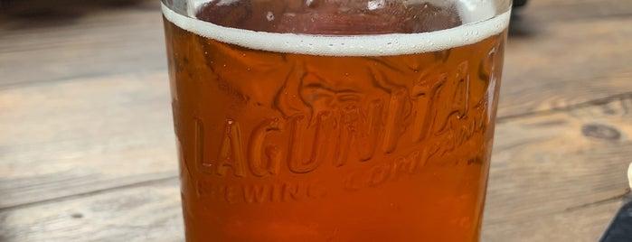 Lagunitas Seattle Taproom & Beer Sanctuary is one of Orte, die Lisa gefallen.