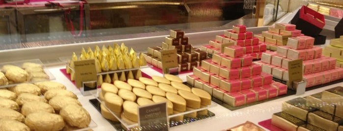 Fauchon is one of Dubai bars and restaurants.