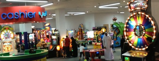 Magic Planet - City Center is one of Bahrain.
