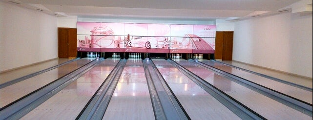 Soho Bowling is one of Sharm.