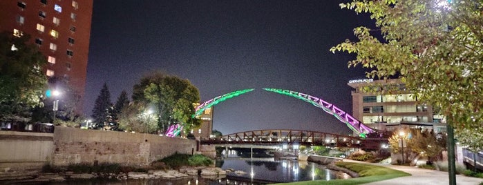 Arc of Dreams is one of Top Things to do in Sioux Falls.
