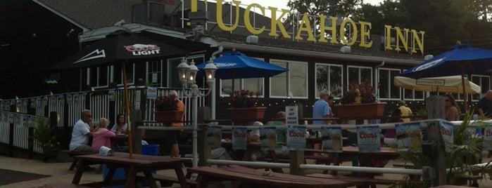 The Tuckahoe Inn is one of Tom : понравившиеся места.