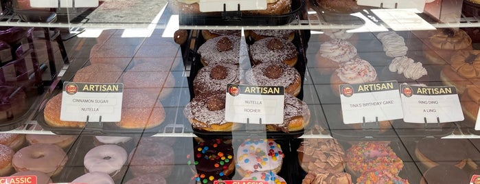 Glaze Donuts is one of Montclair and around.