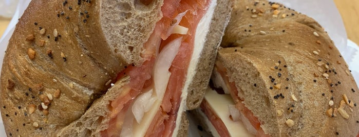 The Bagel House is one of Jersey Eats.