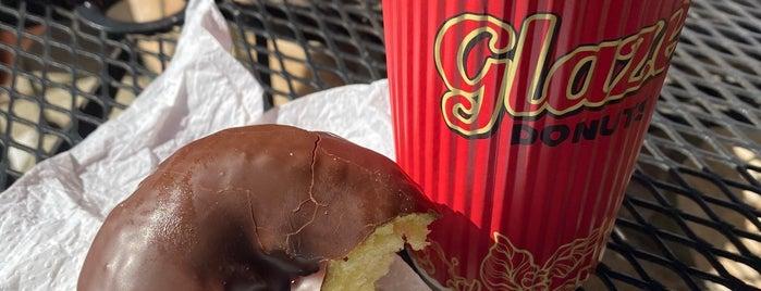 Glaze Donuts is one of Jason 님이 좋아한 장소.