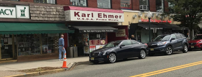 Karl Ehmer's Hot Dog Cart is one of INSAHD! Been There, Done That (NJ).