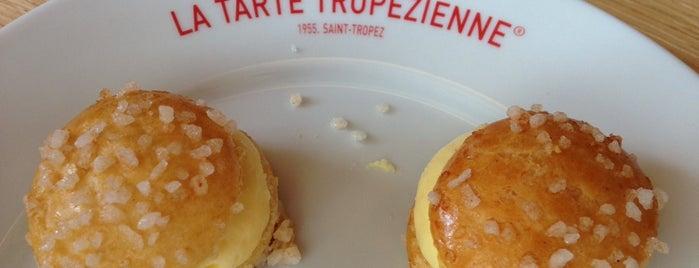 La Tarte Tropézienne is one of Un moment gourmand à Paris.