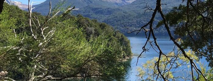 Lago Mascardi is one of Bariloche.