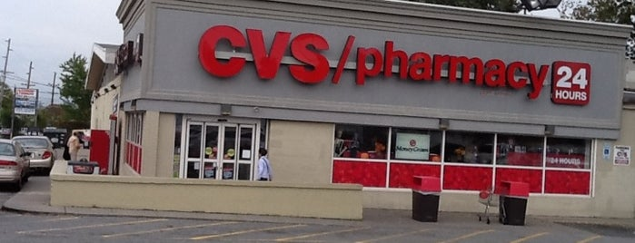 CVS pharmacy is one of Orte, die Alan-Arthur gefallen.